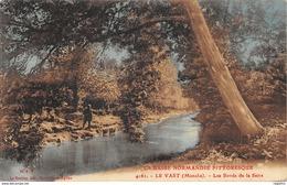 50-LE VAST-BORDS DE LA SAIRE-N°366-G/0189 - France