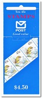 Nieuw Zeeland 1991, Postfris MNH, Birds ( Booklet, Carnet ) - Boekjes