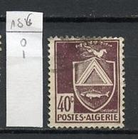 Algérie - Algerien - Algeria 1942-45 Y&T N°186 - Michel N°182 (o) - 40c Blason De Constantine - Algérie (1924-1962)