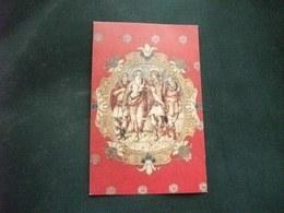 SANTINO HOLY PICTURE IMAGE SAINTE  PREGHIERA AI SANTI MARTIRI CORONATI ROMA - Religión & Esoterismo