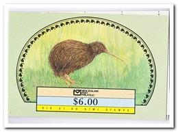 Nieuw Zeeland 1988, Postfris MNH, Birds ( Booklet, Carnet ) - Boekjes