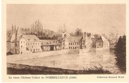 Dommeldange  Chateau Collart 1850 - Autres