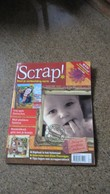SCRAPBOOKING TIJDSCHRIFT SCRAP GEEF JE VERBEELDING VORM SC067 - Scrapbooking