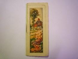 2019 - 1633  Joli Mini Calendrier  1945   (format 3,5 X 8,5cm) - Calendarios