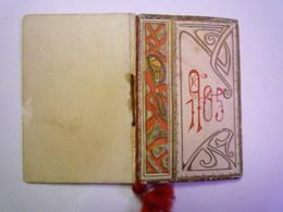 2019 - 1634  Joli Mini Calendrier  1905   (format 3,5 X 5,5cm) - Calendarios