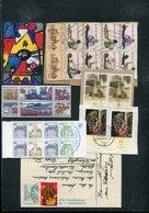 Liquidationsposten / Mit Bisher Einzelangeboten, Briefen, Ganzsachen, Versch. Werte, AK, Kiloware ........ (18061-400) - Briefmarken
