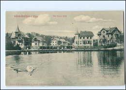 U4385-985./ Schmalkalden Am Neuen Teich AK - Duitsland