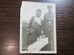 WW2 Soldier Of 7th SS Volunteer Mountain Division Prinz Eugen / Banat , Serbia - Guerra, Militari