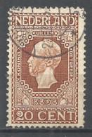 Netherlands 1913 Year, Used , Mi.# 86 - Period 1891-1948 (Wilhelmina)