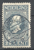 Netherlands 1913 Year, Used , Mi.# 87 - Period 1891-1948 (Wilhelmina)