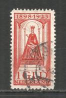 Netherlands 1923 Year, Used Stamp Mi.# 131 - Period 1891-1948 (Wilhelmina)