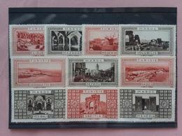 EX COLONIE FRANCESI - TUNISIA E MAROCCO - Vignette Di Propaganda Turistica Nuove ** + Spese Postali - Tunisia (1888-1955)