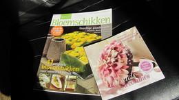 BLOEMSCHIKKEN BLOEMSTUKKEN PASEN . Bijlage BRUIDSWERK SC049 - Creative Hobbies