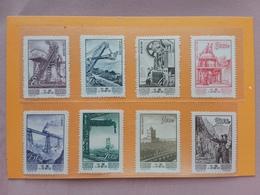 CINA 1954 - 8 Valori - Serie Completa Nuova + Spese Postali - 1949 - ... République Populaire