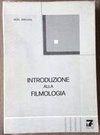 1979 NOËL BREUVAL - Introduzione Alla Filmologia / Movie - Cinema & Music
