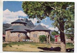 SOUTH AFRICA - AK 353769 Missionskirche Im Eingeborenen-Stil - Südafrika
