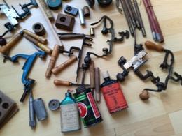 Lot Articles De Chasse Rechargement Collection - Unclassified