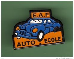 AUTO ECOLE *** E.A.F *** 1020 - Badges