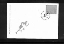 Kroatien / Croatia 2006 Europa Athletics Championship Goeteborg FDC - Leichtathletik