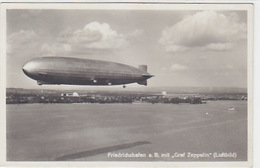 Graf Zeppelin - Besichtigngsstempel - 1933    (A-84-161127) - Dirigibili