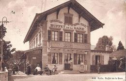 Rolle - Buffet De La Gare - VD Waadt