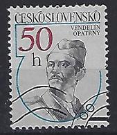 Czechoslovakia 1984  Anti-Fascist Heroes: Vendelin Opatrny (o) Mi.2763 - Czechoslovakia