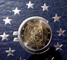 2017 LETTLAND Latvia Gedenkmünze COIN 2 Euro LATGALE  VF - Lettonie