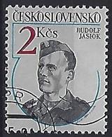 Czechoslovakia 1984  Anti-Fascist Heroes: Rudolf Jasiok (o) Mi.2765 - Czechoslovakia