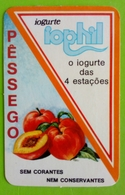 Calendrier De Poche Yaourt Iophil. 1985 - Calendars