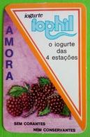 Calendrier De Poche Yaourt Iophil. 1985 - Calendarios