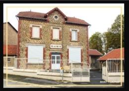 08  MONT  -  LAURENT  .... La  Mairie - Autres Communes