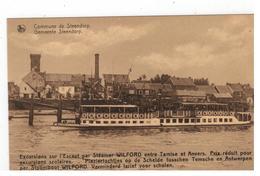 Gemeente Steendorp   Excursions Sur L'Escaut Par Steamer Wilford Entre Tamise Et Anvers.... - Temse