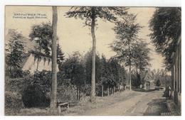 SINT-PAUWELS (WAAS)  Pastorij En Kapel Sint-Jozef - Sint-Gillis-Waas