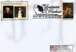 Vente De La Louisiane, Signature Du Traité Par Le Marquis François Barbé-Marbois &  James MONROE & Robert Livingstone - Napoléon