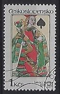 Czechoslovakia 1984  Playing Cards (o) Mi.2776 - Czechoslovakia