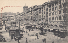 Genova - Piazza Caricamento (Tramway) - Genova (Genoa)