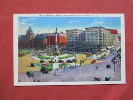 Lafayette Square & Main Street    Buffalo  New York      Ref 3421 - Buffalo