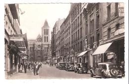 Saint Denis (93 - Seine Saint Denis)  Rue De La République - Saint Denis