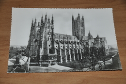 10393    CANTERBURY CATHEDRAL FROM S.W. - Canterbury