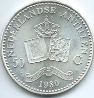 Netherlands Antilles - Beatrix - 1980 - 50 Gulden - KM28 - Antilles Neérlandaises
