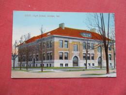 High School    Goshen  Illinois       Ref 3421 - United States