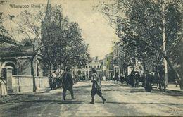China, SHANGHAI, Whangpoo Road (1910s) Kamogawa & Co. Postcard - China