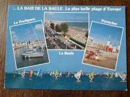 L21/664 LA BAIE DE LA BAULE- Le Pouliguen , La Baule , Pornichet - France