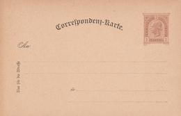 Autriche Entier Postal Illustré 1892 - Stamped Stationery