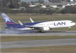 LAN Airlines Cile B767-300 CC-CXK At San Paolo - 1946-....: Era Moderna