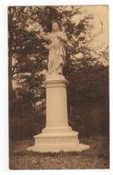 's Gravenwezel.Pensionaat Vh H.Hart Van Maria;Beeld V H H.Hart - Schilde