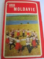 URSS MOLDAVIE,  PHOTOMONOGRAPHIE 1967, WITH 103 PHOTOS - Geographie