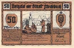 50 Pfg. Notgeld Medebach AU/EF (II) - Lokale Ausgaben