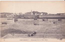 CPA - 74. CONCARNEAU - Panorama De La Ville Close - Concarneau