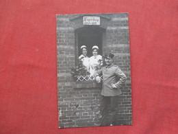 RPPC   War 1914-15   Kriegerburg German Soldier With Nurse     Ref 3421 - War 1914-18